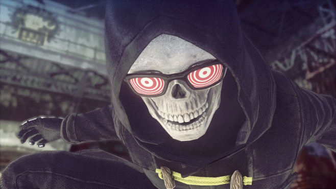 LET IT DIE © GungHo Online Entertainment