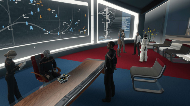 Star Trek Online © CBS Studios/Perfect World Entertainment