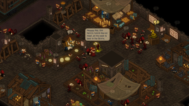 Tooth and Tail ©Pocketwatch Games