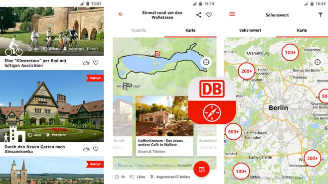 DB Ausflug ©Deutsche Bahn