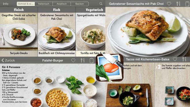 Das Foto-Kochbuch – schnell & einfach ©ditter.projektagentur
