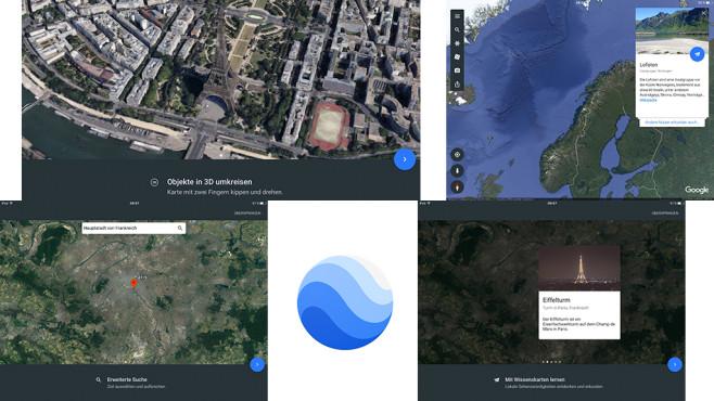 Google Earth ©Google