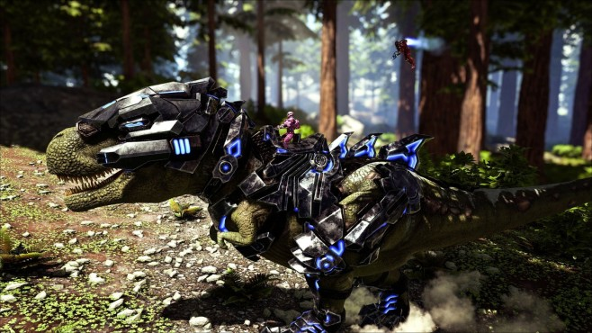 Ark – Survival Evolved©Studio Wildcard