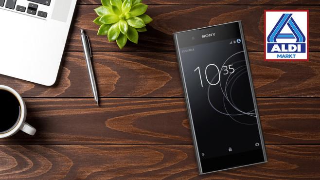Sony Xperia XA1 Plus Aldi Nord©Sony, Aldi, iStock.com/Leszek Czerwonka