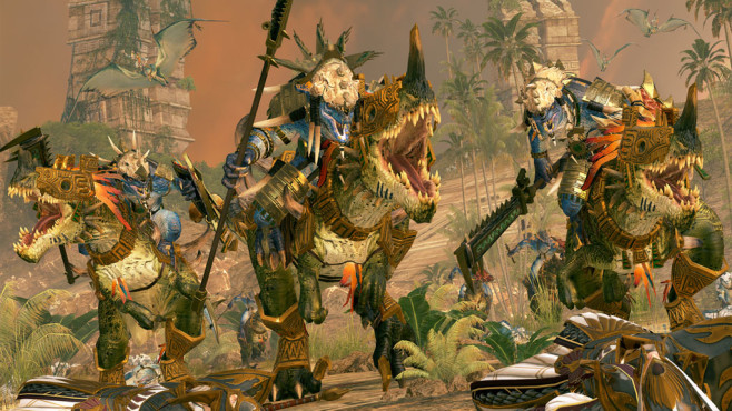 Total War – Warhammer 2: Systemanforderungen © Creative Assembly
