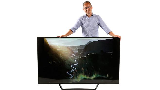 Sharp LV-70X500E: 8K-Fernseher im Test©COMPUTER BILD