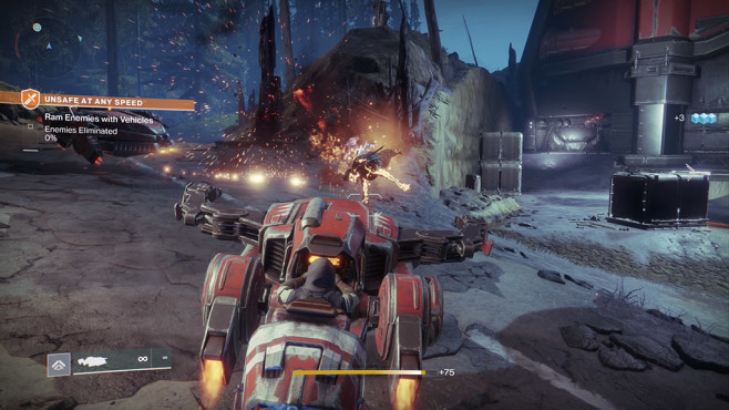 Destiny 2: Die PS4-Version in Aktion! ©Activision