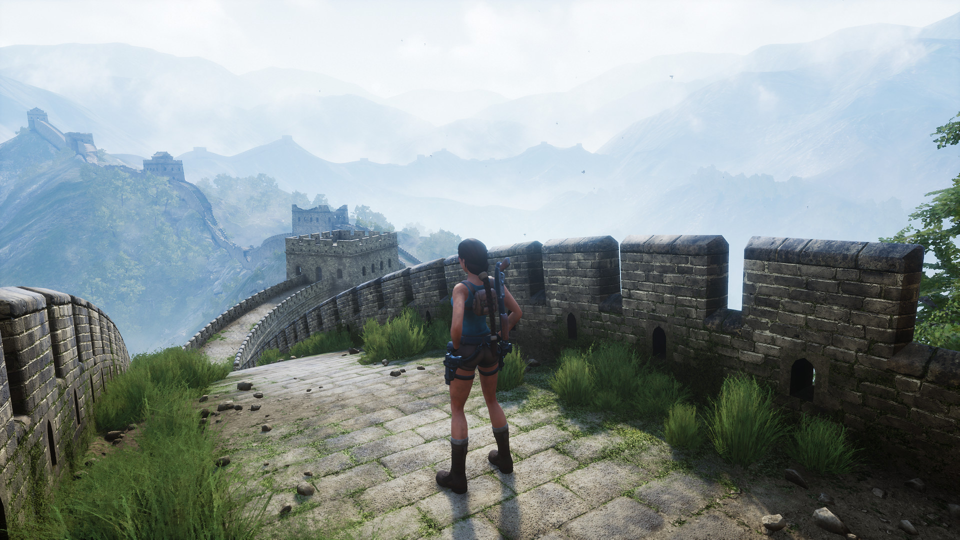Screenshot 1 - Tomb Raider: The Dagger of Xian (DOX)