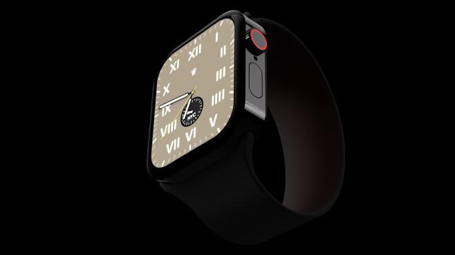 Apple Watch 7©Wilson Nicklaus