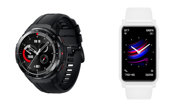 Honor Watch ES und Honor Watch GS Pro © Honor