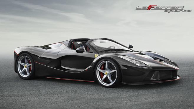 Ferrari LaFerrari Aperta©Ferrari