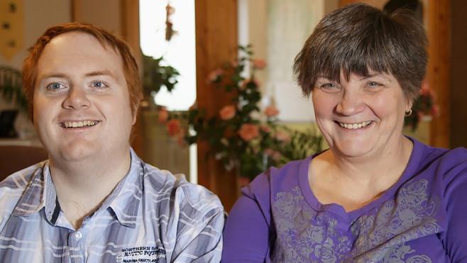Sigrid und Christian wollen in 12 Monaten abnehmen. ©RTL