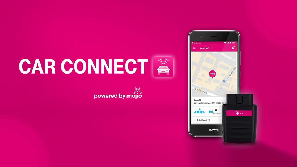 CarConnect: Smarte Lösung jetzt auch ohne Telekom-Mobilfunkvertrag