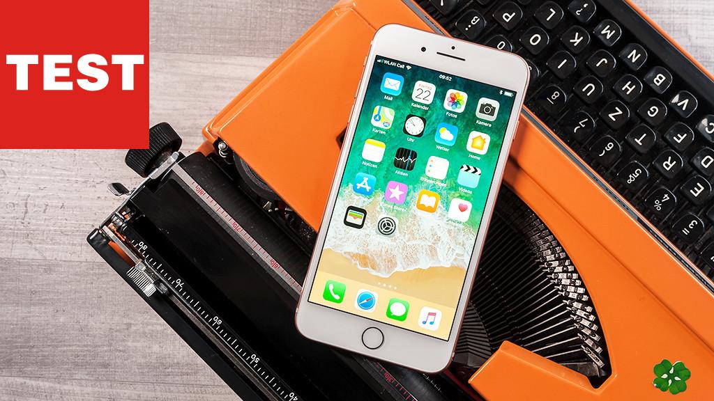 Apple iphone plus test preis farben kaufen computer bild