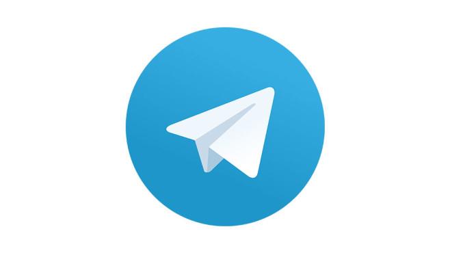 Telegram-Logo©Telegram Messenger LLP