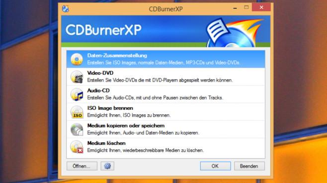 Die besten Brennprogramme für Windows: Freeware und Gratis-Vollversionen©COMPUTER BILD