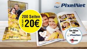 PixelNet-Fotobuch-Aktion©istock.com/hakinmhan, Pixelnet