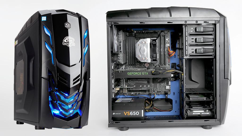 One Gaming Premium IN12: Gaming-PC im Test©COMPUTER BILD