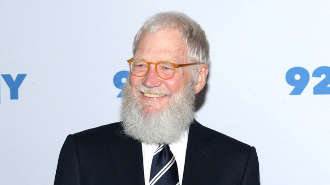 David Letterman © Getty Images, Andrew Toth