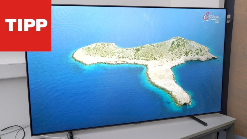 Samsung Qe 65q9f Die Besten Einstellungen Audio Video Foto Bild