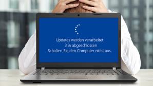 Windows Updates deaktivieren©Microsoft, Lenovo, istock.com/aydinynr