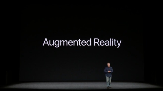 Apple-Keynote: iPhone 8 und iPhone 8 Plus ©Apple
