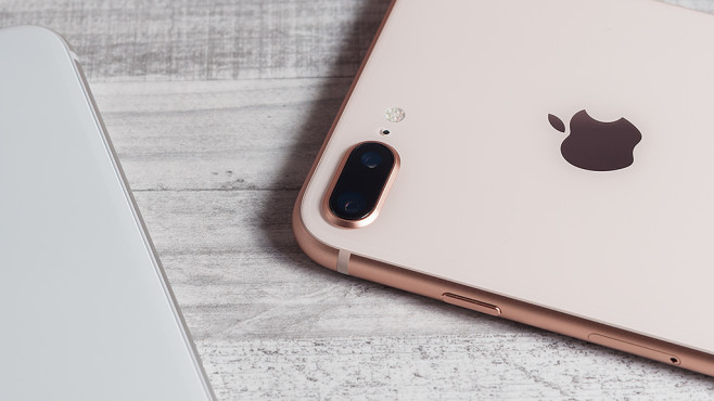 iPhone 8 Plus Rückseite ©COMPUTER BILD