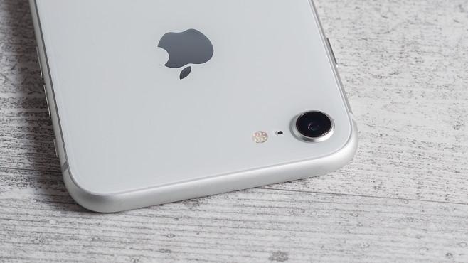 iPhone 8 Rückseite ©COMPUTER BILD