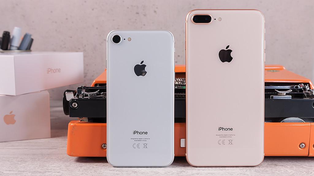 Iphone 8 Größenvergleich