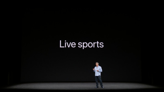 Apple-Keynote: Apple TV 4K © Apple