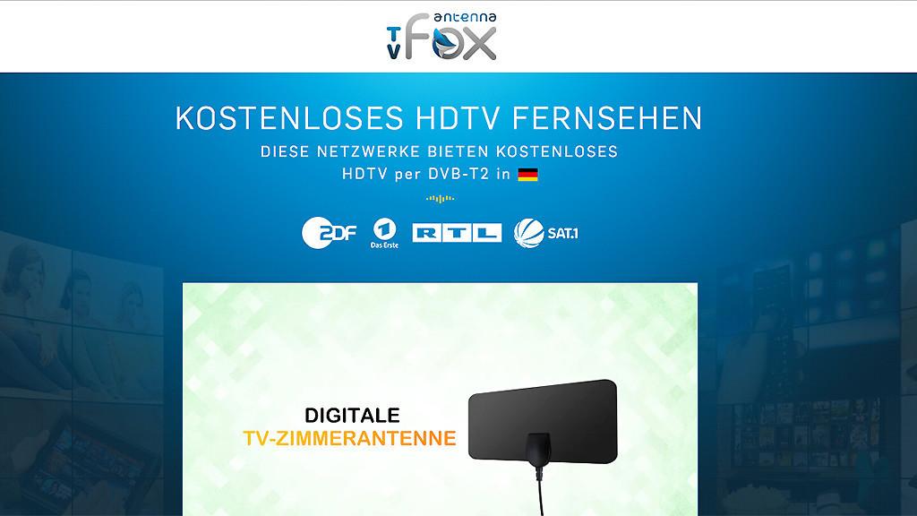 Tv Fox Antenne Erfahrungen
