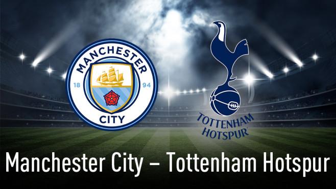 Manchester City - Tottenham Hotspur©efks-Fotolia.com / Manchester City / Tottenham Hotspur