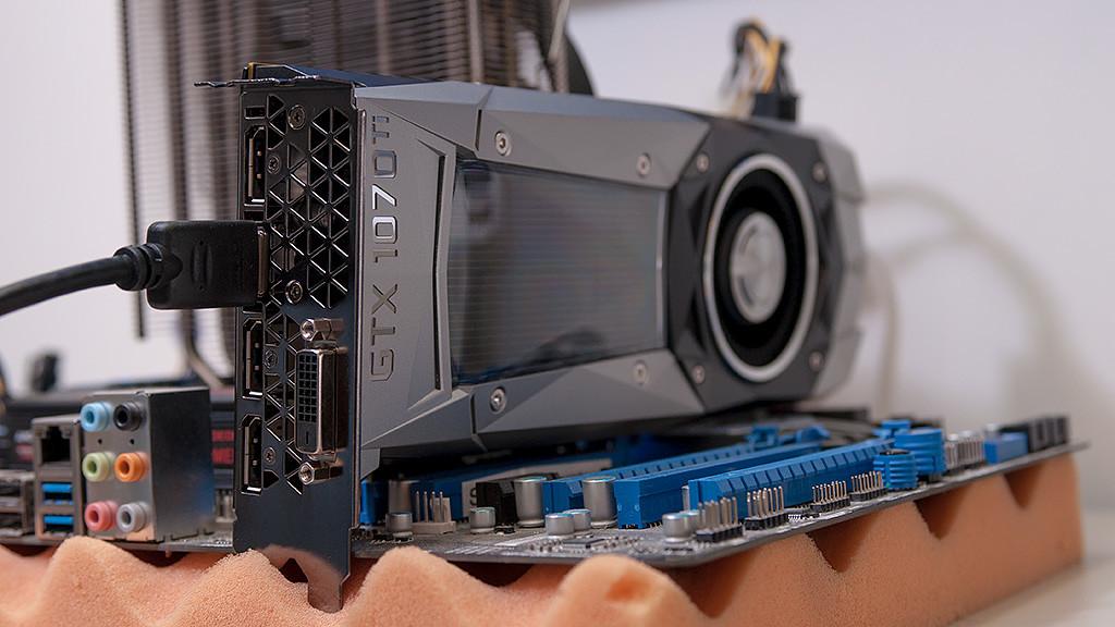 Nvidia Geforce GTX 1070 Ti©COMPUTER BILD