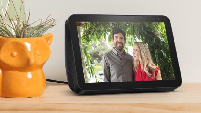 Smart Speaker im Test: Amazon Echo Show 8©Amazon