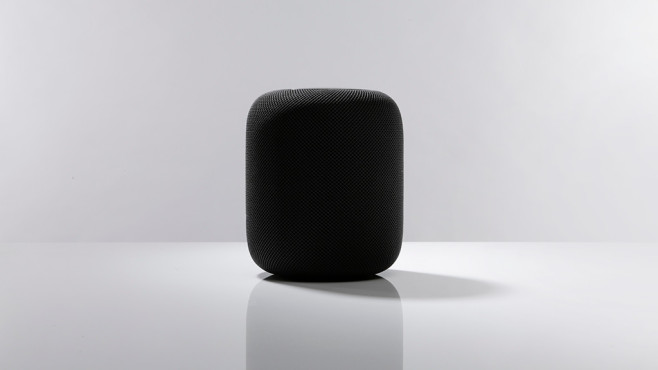 Smart Speaker im Test: Apple HomePod©Apple, COMPUTER BILD