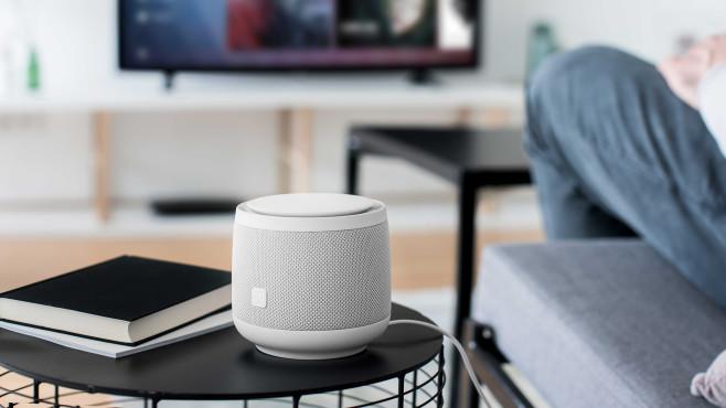 Smart Speaker im Test: Telekom Magenta Smart Speaker©Telekom