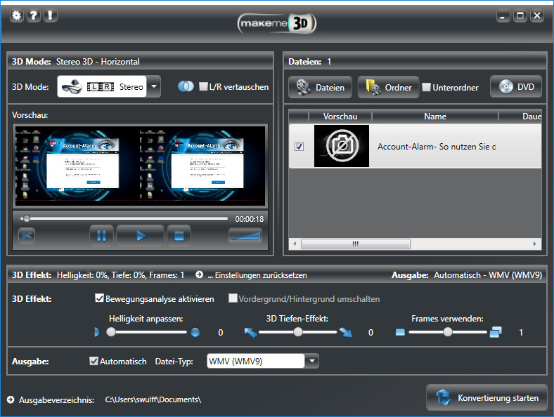 Screenshot 1 - MakeMe3D – Kostenlose Vollversion