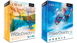 PhotoDirector 9 und PowerDirector 16 © CyberLink