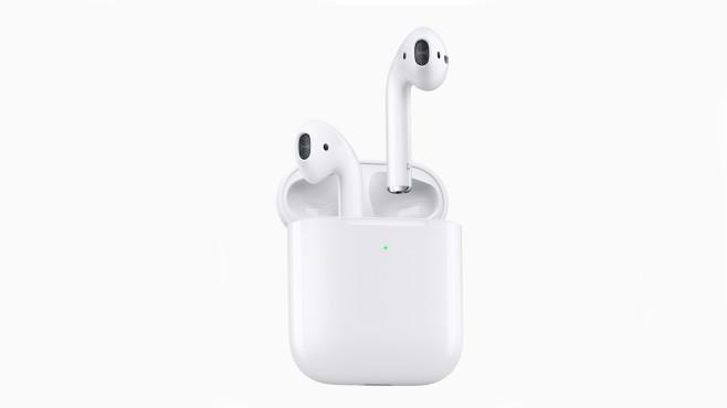 Kopfhörer im Test: Apple AirPods©Apple