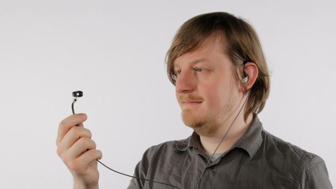 Kopfhörer im Test: Sennheiser IE900©Sennheiser, COMPUTER BILD