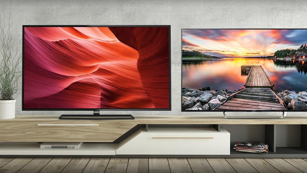 bezahlbare fernseher die besten unter euro audio. Black Bedroom Furniture Sets. Home Design Ideas