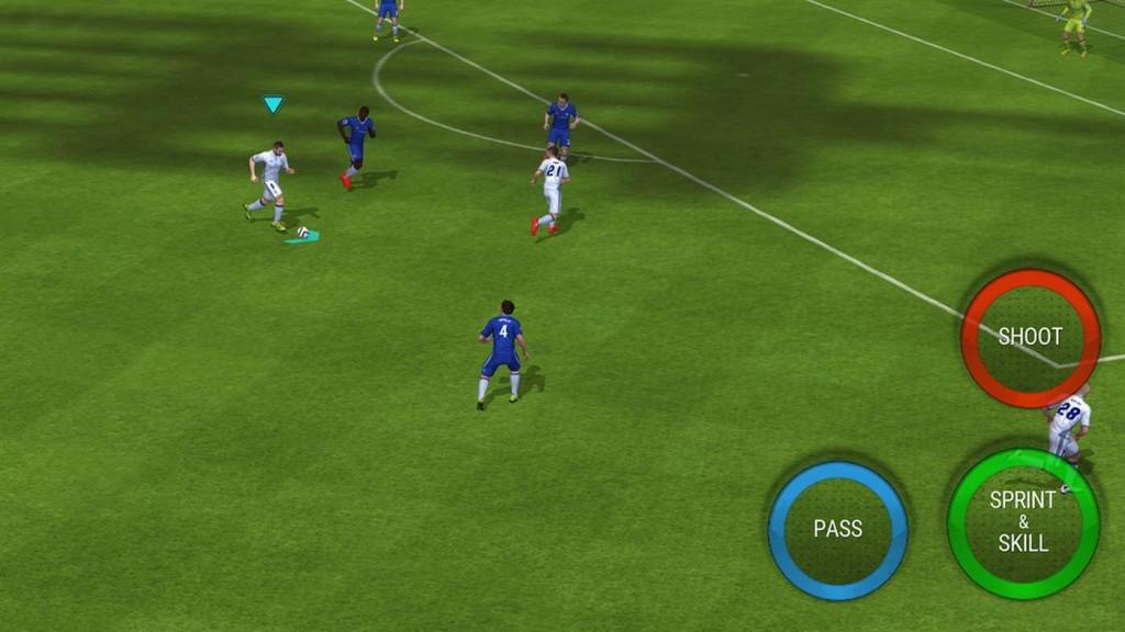 Screenshot 1 - FIFA Mobile Fußball (Windows-10-App)