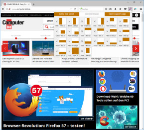Window Resizer für Firefox