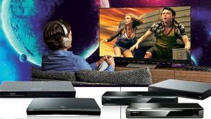 4K-Player f�r die UHD-Blu-ray-Disc gibt es von den gro�en TV-Herstellern LG, Panasonic, Samsung und Sony.©Hersteller, COMPUTER BILD