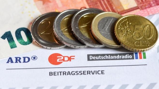 Beitragsservice von ARD, ZDF und Deutschlandradio©dpa-Bildfunk