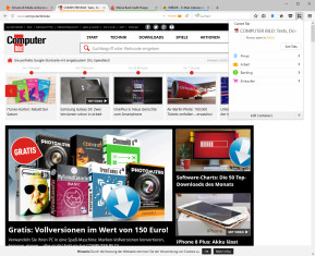 Multi-Account Containers für Firefox