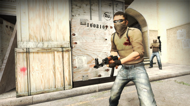Counter-Strike: Global Offensive © Valve