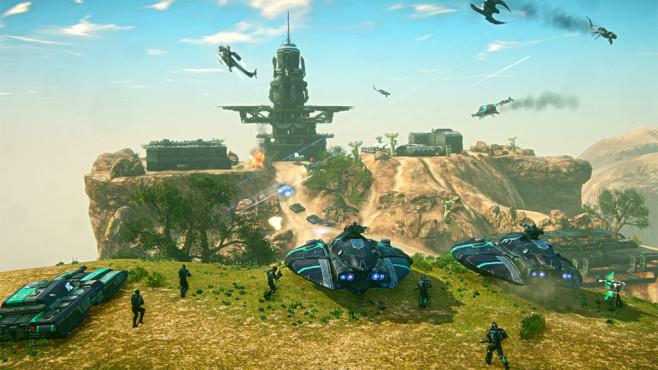 Planetside 2 ©Daybreak Game Company