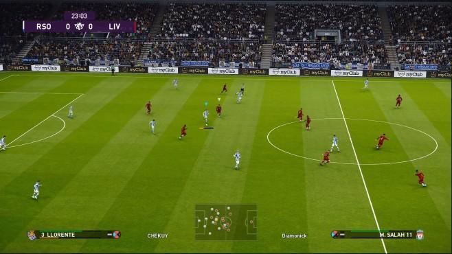 Pro Evolution Soccer 2021 Lite ©Konami