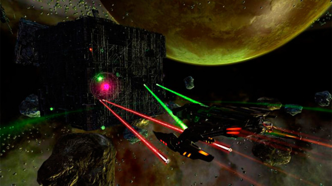 Star Trek Online © Perfect World Entertainment